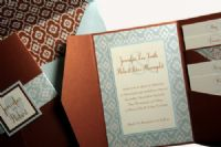 Printed Sample Invitation