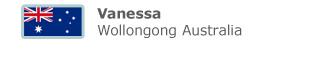 Vanessa Wollongong Australia