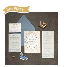 Wedding invitation designs 2016 contest gallery rachel oatridge invitation design contest stopboris Gallery