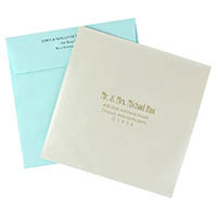 6 1/2 Square Printed Envelopes