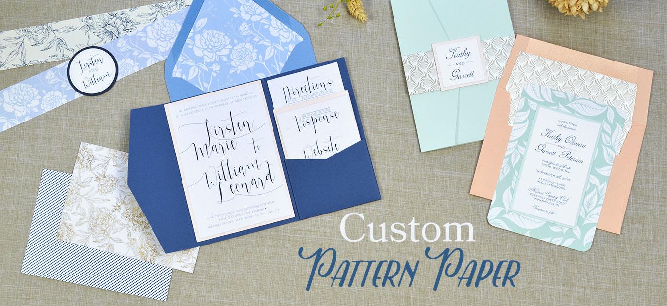 Cards Pockets – Pocket Invitation Card