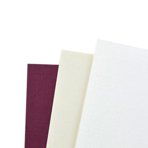 Linen Card Stock | 8 1/2 x 11 Sheets - Cards & Pockets