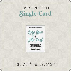 3 x 5 card printer