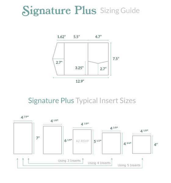 5x7 - Cards & Pockets