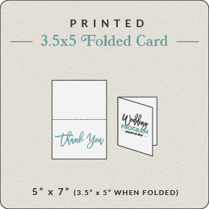 Cards and pockets printed folded cards for Cards and pockets com