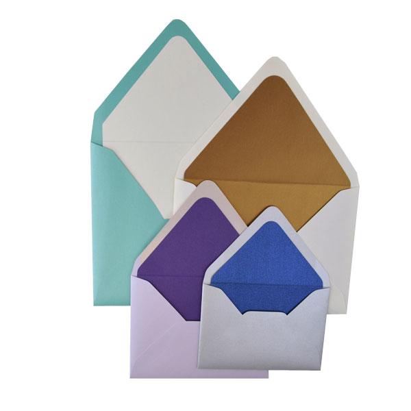 A7 Envelope | 5 1/4 x 7 1/4 Euro Flap - Cards & Pockets