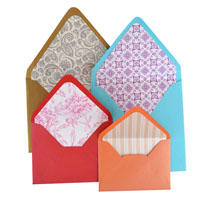 A7 Envelope | 5 1/4 x 7 1/4 Euro Flap - Cards & Pockets