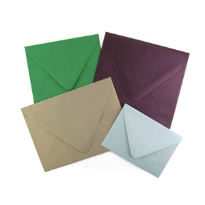 Envelope (Euro Flap) Sample