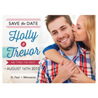 A Joyful Joining Save the Date