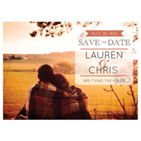 Classic Style Save the Date
