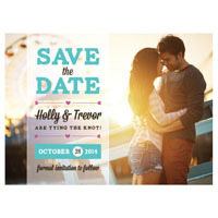 Ferris Wheel Save the Date