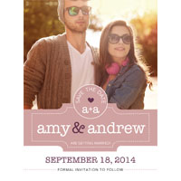 Stitched Together Save the Date