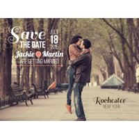 Together Forever Save the Date