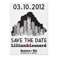 City Love Save the Date