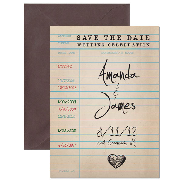 Save The Date | Others - Cards & Pockets