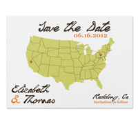Interstate Love Save the Date