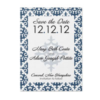 Wallpaper Pattern Save the Date