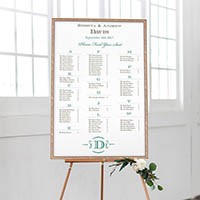 Wedding and Special Event Signs
