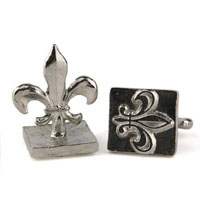 Decorative Pewter Seals