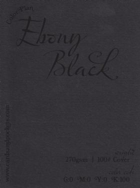 Ebony Black