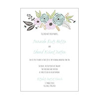 photograph relating to Free Printable Wedding Cards referred to as Totally free Printable Wedding day Invitation Templates
