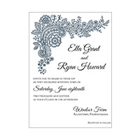 graphic about Free Printable Wedding Cards identify Totally free Printable Marriage Invitation Templates