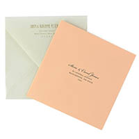 "Outer 6.75"" Printed Envelope"