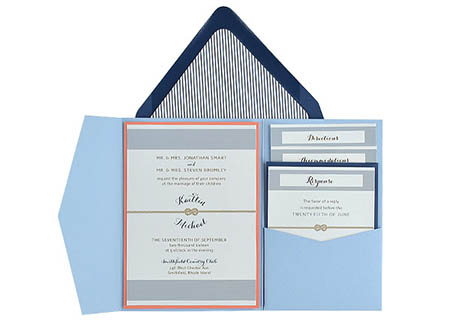 tie the knot free wedding invitation 5x7 template suite