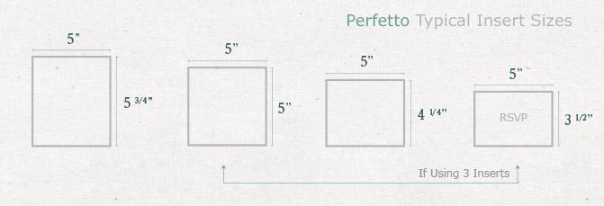 cards rsvp envelopes insert guide - Rsvp Card Size