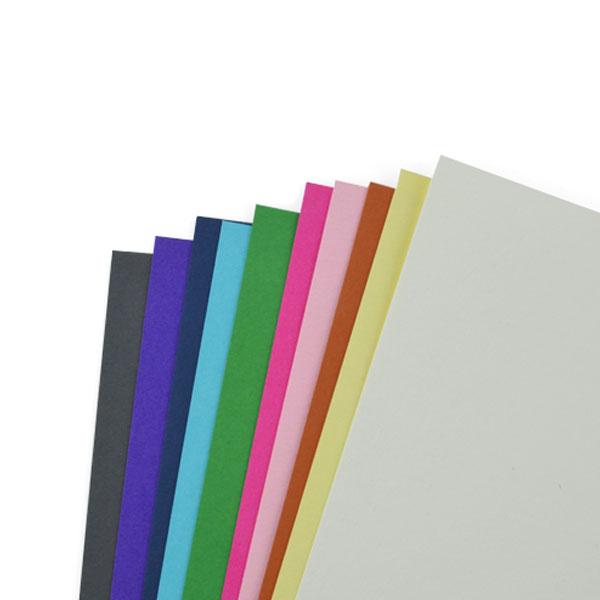 Matte 8 1/2 x 11 Cardstock Sample
