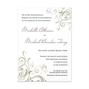 "5"" x 7"" Invitation Cards (Signature Plus)"