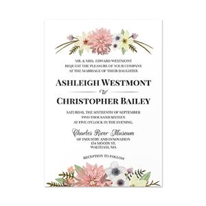"4.5"" x 6.5"" Invitation Cards (A7 Base Cards)"