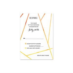 "3.5"" x 5"" Portrait RSVP Cards (A7 Base Cards)"