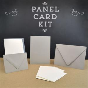 Panel Card Invitation Kit