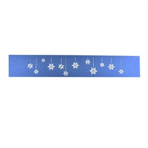 Snowflakes Laser Bellybands