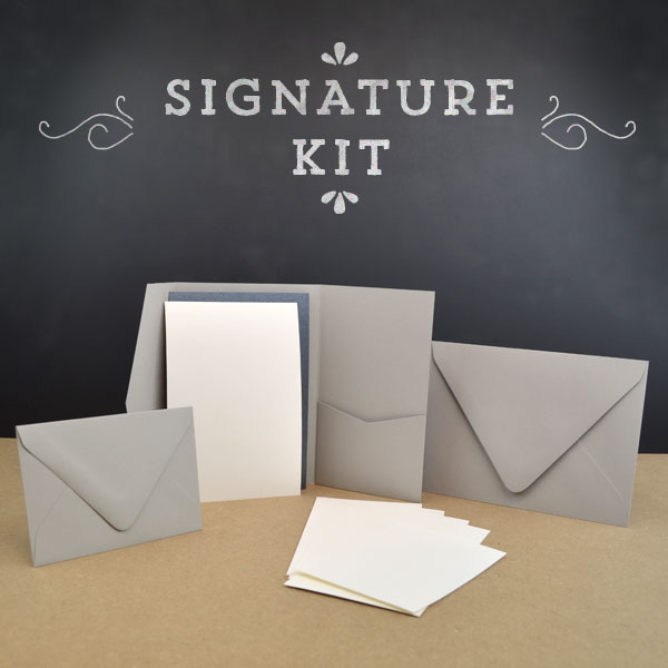 Diy Wedding Invitations Kits: DIY - Cards & Pockets