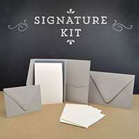 Pocket Invitation Kits