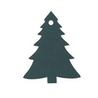Christmas Tree Shape Pack
