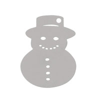 Snowman Shape Pack