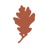 Oak Leaf Shape Pack