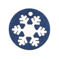 Block Snowflake Shape Pack