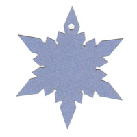 Pointy Snowflake Shape Pack