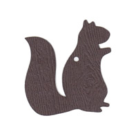 Squirrel Shape Pack