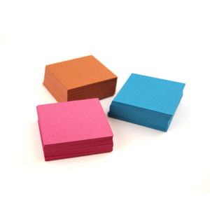 2.25'' Squares Non-adhesive (50-Pack)