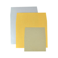 Square Flap Solid Liners
