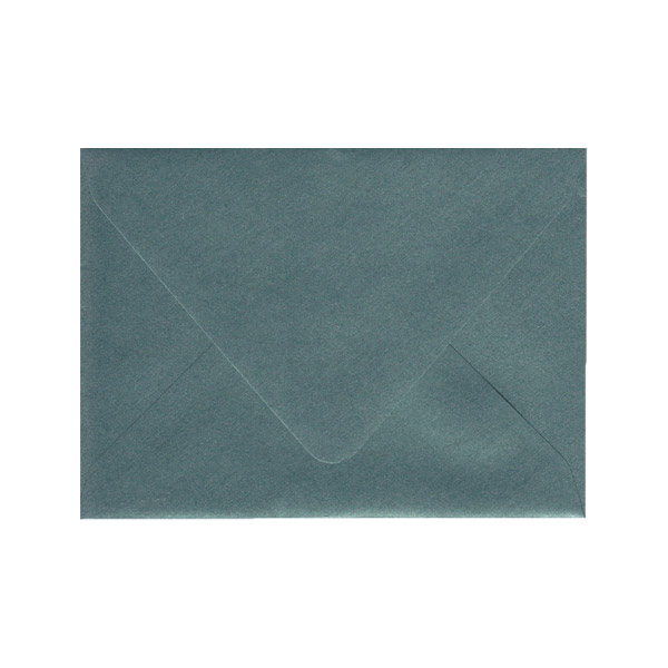 Jade A6 Envelope (4 3/4 X 6 1/2 Euro Flap)