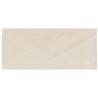 No. 10 Envelope (4 1/8 x 9 1/2 Euro Flap)